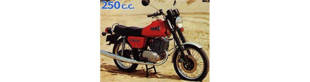 mz 250 1983-1985