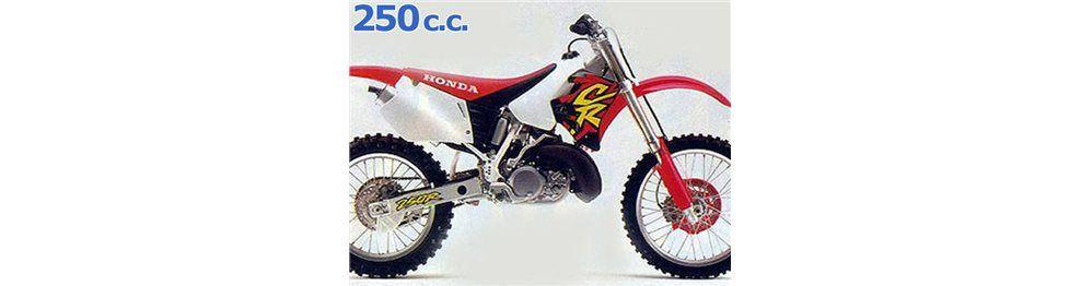 cr 250 1996-1998