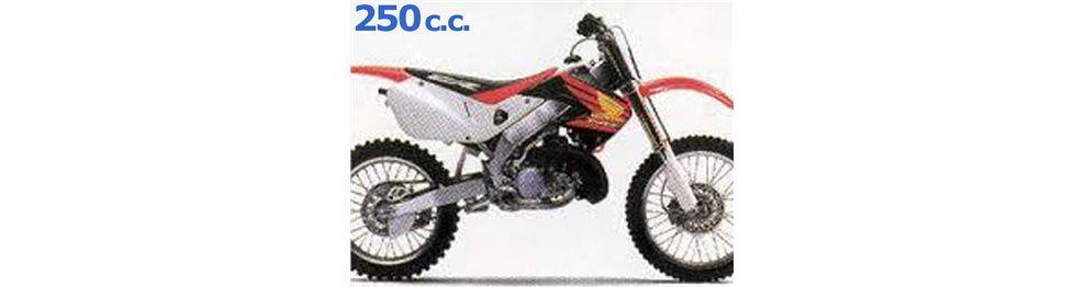 cr 250 1987-1988