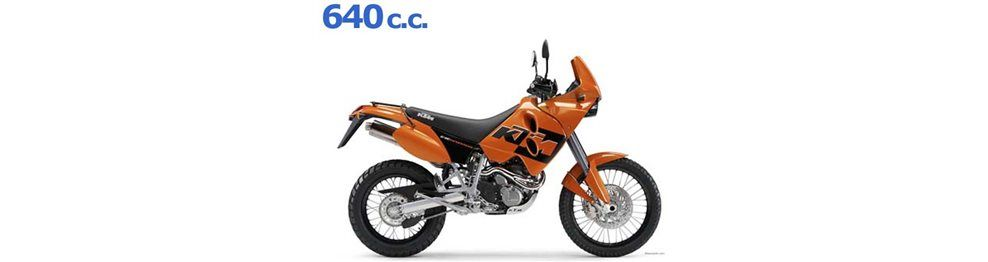 adventure 640 1998-2007