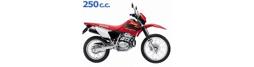 xr 250 2000-2008