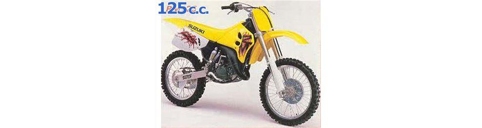rm 125 1993-1993