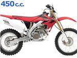 crf 450 2005-2009