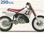 yz 250 1990-1992