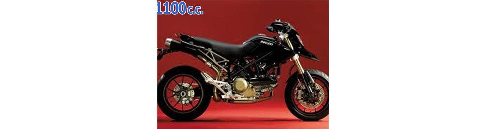 hypermotard 1100 2009-2011