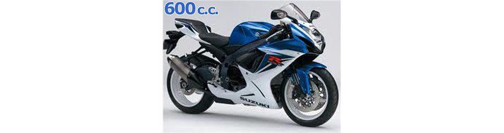 gsx 600 r 2011 - 2012