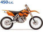 sx 450 2004-2007