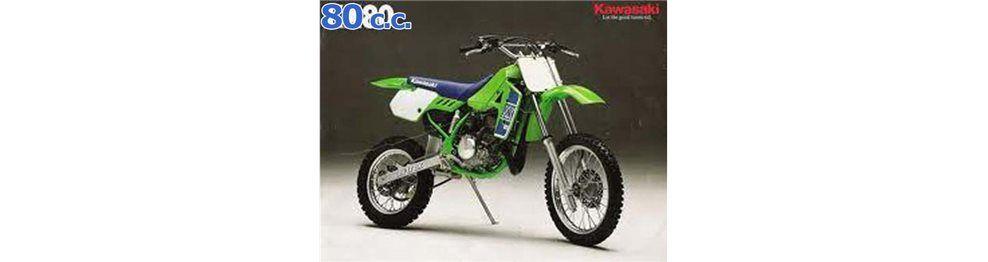 kx 80 1989 - 1997