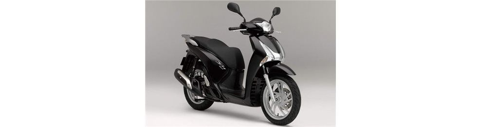 scoopy 150 2009-2014