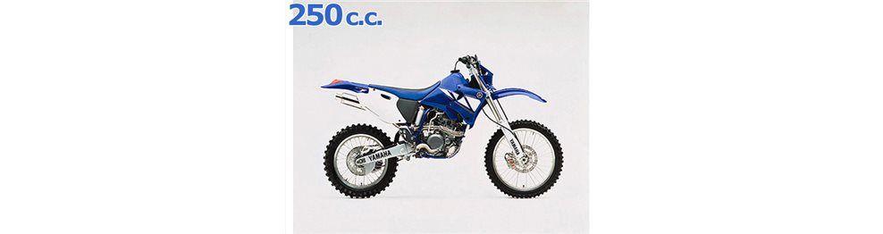 wr 250 2001-2002