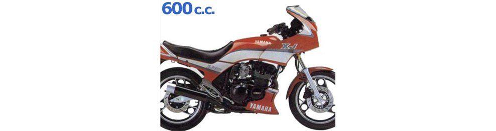 xj 600 1991-1992
