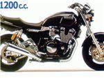 xjr 1200 1995-1997