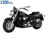 drag 1300 2007-2009