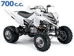raptor 700 2006-2009