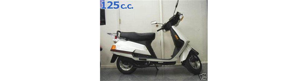 xc 125 1990-1993