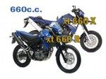 XT R y XT X 660 2004 - 2007