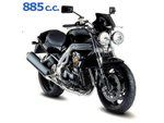 speed triple t509 885 1997-1999