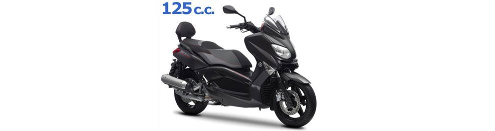 xmax s 125 2011-2015