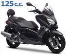 Xmax 125 y Xmax 125 ABS 2011 - 2013
