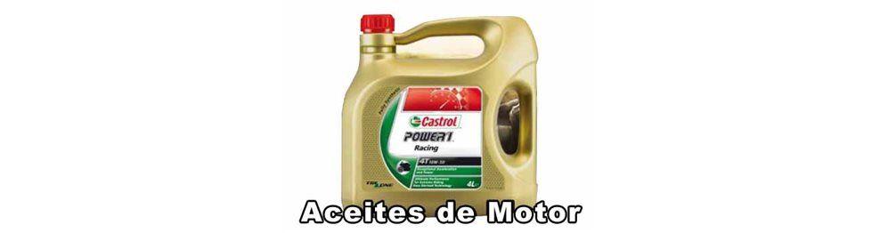 aceites y refrigerantes