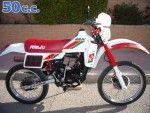 RV 50 cc 1986 - 1988