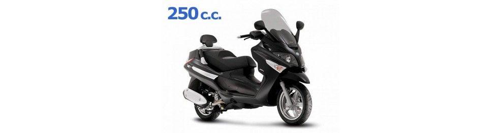 xevo 250 2007 - 2011
