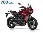MT-07 Tracer ABS 2015 - 2017